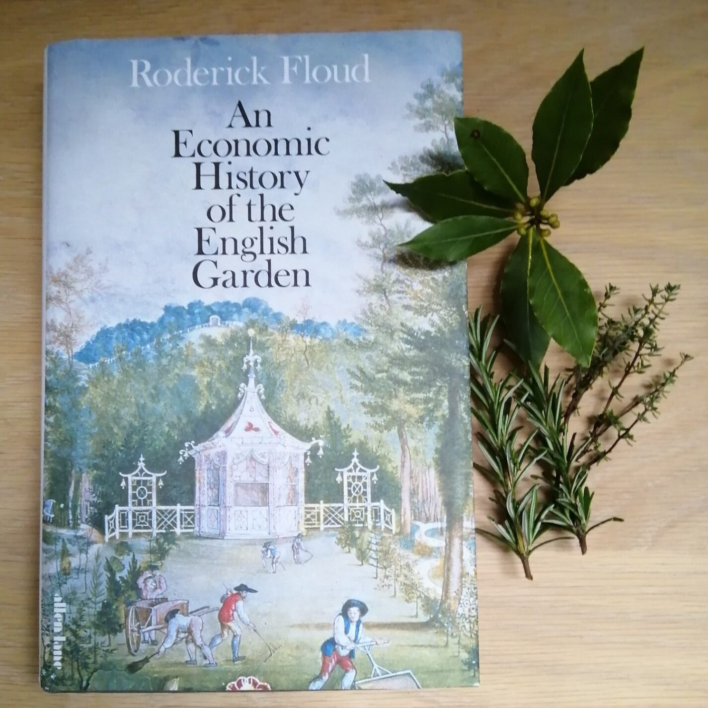 An Economic History of the English Garden by Roderick Floud_1499x1616